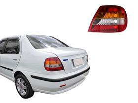 Lanterna Traseira Lado Direito Siena 2001 2002 2003 2004
