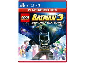 Lego Batman 3 Beyond Gotham para PS4 TT Games