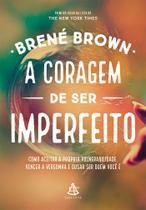 Livro - A coragem de ser imperfeito