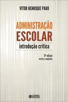 Livro - Administração escolar