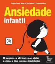 Livro - Ansiedade infantil