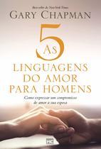Livro - As 5 linguagens do amor para homens