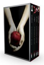 Livro - Box da série Crepúsculo