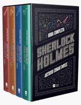Livro - Box Sherlock Holmes