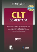 Livro - CLT comentada pela reforma trabalhista lei 13.467/2017
