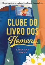 Livro - Clube do Livro dos Homens