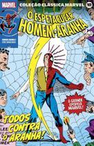Livro - Coleção Clássica Marvel Vol.10 - Homem-Aranha Vol.02