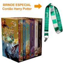 Livro - Coleção Harry Potter - 7 volumes