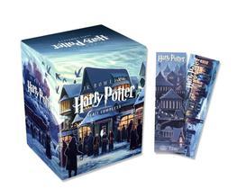 Livro - Coleção Harry Potter Box 7 Volumes