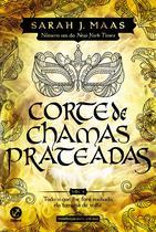 Livro - Corte de chamas prateadas (Vol. 4 Corte de espinhos e rosas) – Edição de colecionador
