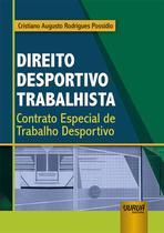 Livro - Direito Desportivo Trabalhista
