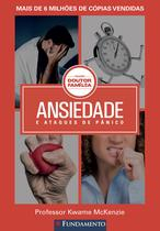 Livro - Doutor Família - Ansiedade E Ataques De Pânico