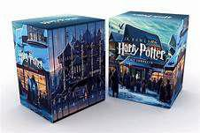 Livro Harry Potter Coleção Série Completa (box 7 Livros) Pronta entrega