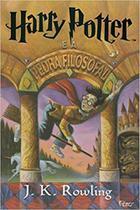 Livro - Harry potter e a pedra filosofal