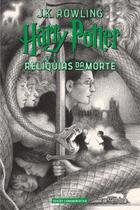 Livro - HARRY POTTER E AS RELÍQUIAS DA MORTE (CAPA DURA) – Edição Comemorativa dos 20 anos da Coleção Harry Potter –