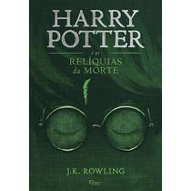 Livro - Harry Potter e as relíquias da morte