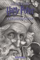 Livro - HARRY POTTER E O ENIGMA DO PRÍNCIPE (CAPA DURA) – Edição Comemorativa dos 20 anos da Coleção Harry Potter –