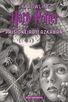 Livro - HARRY POTTER E O PRISIONEIRO DE AZKABAN (CAPA DURA) – Edição Comemorativa dos 20 anos da Coleção Harry Potter