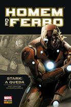 Livro - Homem de Ferro: Stark – A Queda