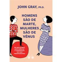 Livro - Homens são de Marte, mulheres são de Vênus