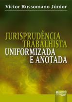 Livro - Jurisprudência Trabalhista