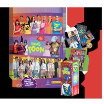 Livro - Livro Ilustrado oficial Luccas Toon - Brochura + 10 envelopes de cromos