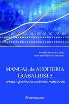 Livro - Manual de auditoria trabalhista