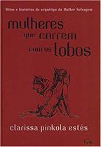 Livro - Mulheres que correm com os lobos