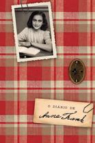 Livro - O diário de Anne Frank (edição oficial - capa dura)