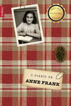 Livro - O diário de Anne Frank (edição oficial - livro de bolso)