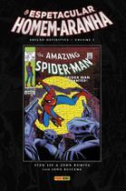 Livro - O Espetacular Homem-Aranha Edição Definitiva Vol.05