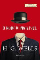 Livro - O homem invisível