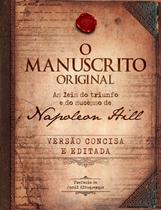 Livro - O manuscrito original - LIVRO DE BOLSO
