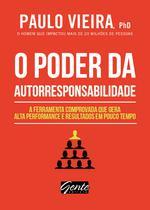 Livro - O poder da autorresponsabilidade: Livro de bolso