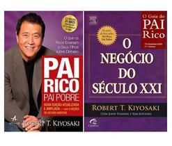 Livro - Pai rico, pai pobre