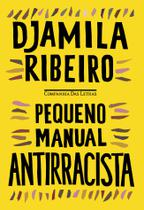 Livro - Pequeno manual antirracista