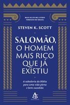 Livro - Salomão, o homem mais rico que já existiu