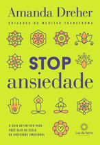 Livro - Stop ansiedade