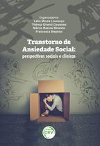 Livro - Transtorno de ansiedade social