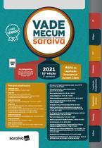 Livro - Vade Mecum 2021 Saraiva - Tradicional - 32ª Edição