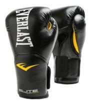 Luvas Boxe Muay Thai - Pro Style Elite V2 - Preto- Everlast