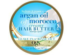 Manteiga Capilar Ogx Argan Oil of Morocco