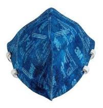 Máscara De Proteção Respiratória Dobrável 3m 9820+br Pff-2