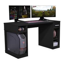 Mesa De Computador Gamer Germai Black