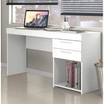Mesa de Escritória Office 2 Gavetas Notável Móveis