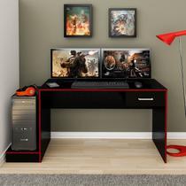 Mesa Escrivaninha Computador Gamer Artely C/ 1 Gaveta