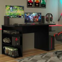 Mesa Gamer Escrivaninha para Computador 9409 Madesa - Preto