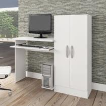 Mesa para Computador com Armário 2 Portas Irlanda Atualle