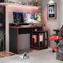 Mesa Para Computador Gamer Escrivaninha Play Leartam