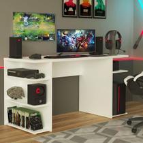 Mesa para Computador Gamer Madesa 9409 - Branco